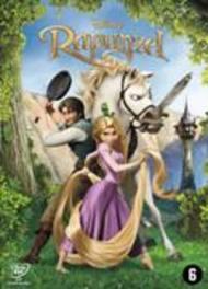 Rapunzel, (DVD) CAST: RON PERLMAN, BRAD GARRETT, BYRON HOWARD Grimm, Wilhelm, DVDNL