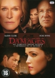 Damages - Seizoen 2, (DVD) BILINGUAL /CAST: GLENN CLOSE, ROSE BYRNE TV SERIES, DVDNL