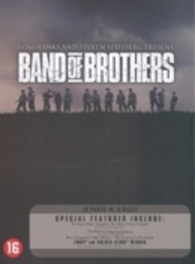 Band of brothers, (DVD) PAL/REGION 2-BILINGUAL TV SERIES, DVDNL