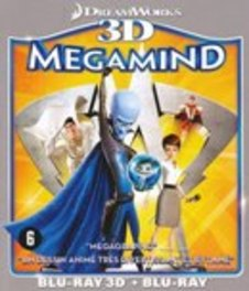 Megamind (3D Blu-ray)