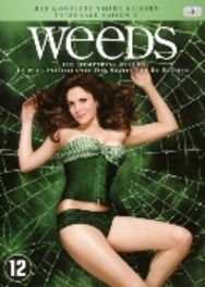 Weeds - Seizoen 5, (DVD) BILINGUAL /CAST: MARY LOUISE PARKER TV SERIES, DVDNL