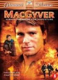 MacGyver - Seizoen 1 (6DVD)