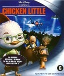 Chicken little, (Blu-Ray)
