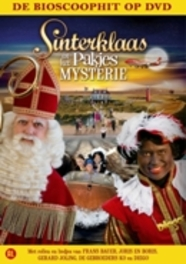 Sinterklaas En Het Pakjesmysterie (DVD)
