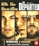Departed, (Blu-Ray) W/JACK NICHOLSON/MATT DAMON