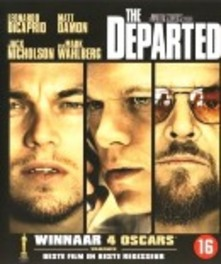 Departed, (Blu-Ray) W/JACK NICHOLSON/MATT DAMON (BLU-RAY), MOVIE, BLURAY