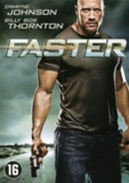 Faster, (DVD) PAL/REGION 2-BILINGUAL // W/ DWAYNE JOHNSON MOVIE, DVDNL