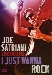 Joe Satriani - Live In Paris: I Just Wanna Rock