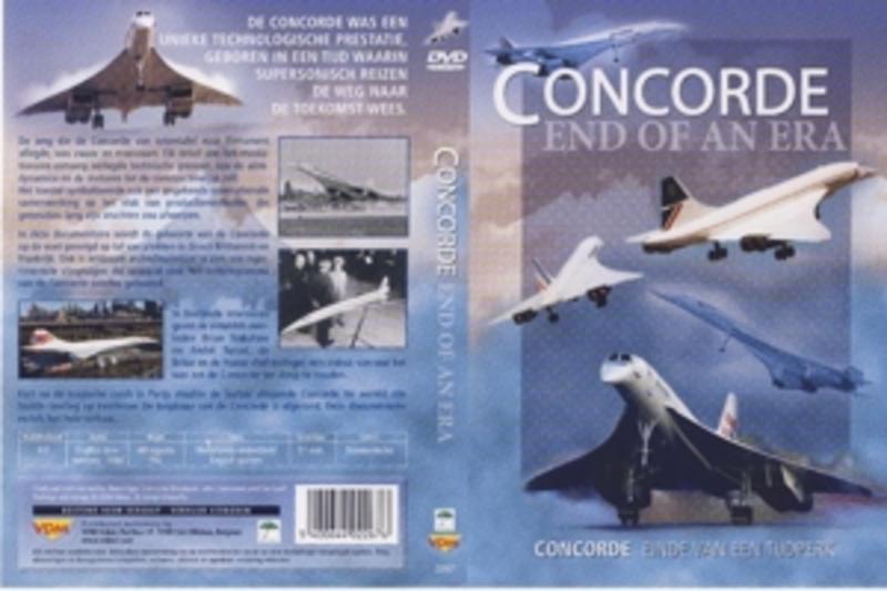 Hoogtepunten Uit De Luchtvaart - Concorde Einde Van Een Tijdperk