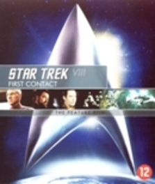 Star trek 8 - First contact, (Blu-Ray) BILINGUAL // *FIRST CONTACT* MOVIE, BLURAY