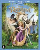 Rapunzel, (Blu-Ray)