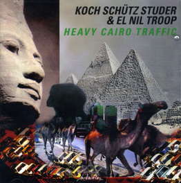HEAVY CAIRO TRAFFIC KOCH/SCHUTZ/STUDER, CD
