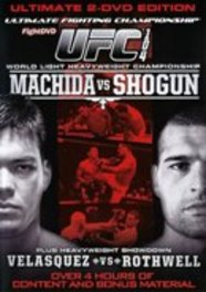 UFC 104 - Machida vs. Shogun
