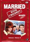 Married with children - Seizoen 2, (DVD) BILINGUAL