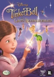 Tinkerbell - En de grote reddingsoperatie, (DVD) .. REDDINGSOPERATIE // PAL/REGION 2 ANIMATION, DVDNL