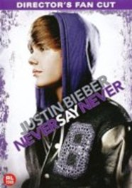 Justin Bieber - Never Say Never (DVD)