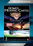 Howl's moving castle, (DVD)