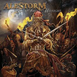 BLACK SAILS AT MIDNIGHT Audio CD, ALESTORM, CD