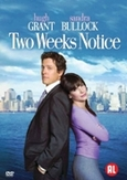 Two weeks notice, (DVD)
