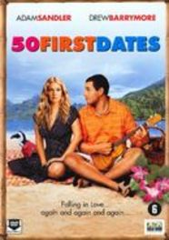 50 first dates, (DVD) PAL/REGION 2 // W/ ADAM SANDLER, DREW BARRYMORE (DVD), Wing, George, DVDNL