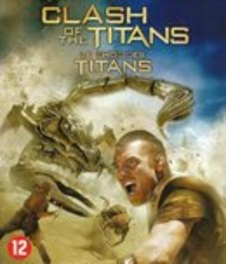 Clash Of The Titans Blu Ray (2010) (Blu-Ray)