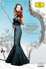 Anne-Sophie Mutter - Violin Concertos
