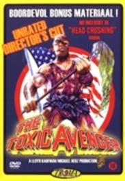 Toxic avenger, (DVD) W/ANDREE MARANDA DVD, MOVIE, DVDNL