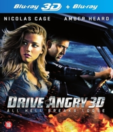 Drive Angry (3D Blu-ray)