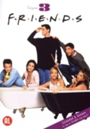 Friends - Seizoen 3, (DVD) CAST: JENNIFER ANISTON, COURTENEY COX TV SERIES, DVDNL