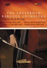 Amsterdam Baroque Orchestra - Four Bach Orchestral Suites