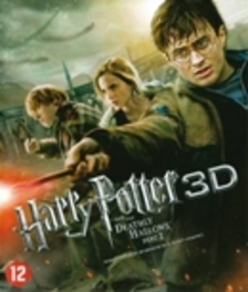 Harry Potter 7 - And the deathly hallows part 2 (2D+3D), (Blu-Ray) BILINGUAL 3D+2D // 'AND THE DEATHLY HOLLOWS PART 2' MOVIE, BLURAY