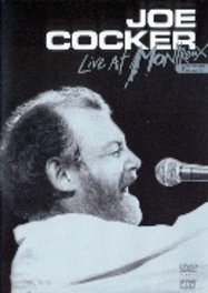 Joe Cocker - Live at Montreux