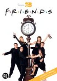 Friends - Seizoen 2, (DVD) PAL/REGION 2// EXTENDED & UNSEEN TV SERIES, DVDNL