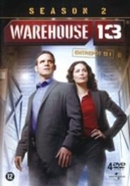Warehouse 13 - Seizoen 2, (DVD) PAL/REGION 2 TV SERIES, DVD