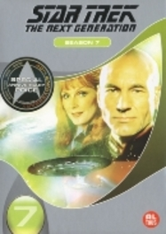 Star trek the next generation - Seizoen 7, (DVD) BILINGUAL /CAST: PATRICK STEWART (DVD), TV SERIES, DVDNL