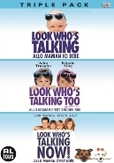 Look who's talking 1-3, (DVD)