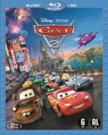 Cars 2, (Blu-Ray) BILINGUAL /CAST: OWEN WILSON, JOHN TURTURRO ANIMATION, BLURAY