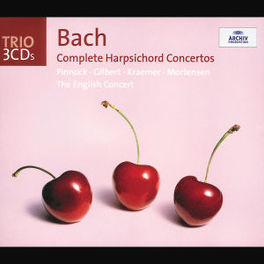 HARPSICHORD CONCERTO THE ENGLISH CONCERT/TREVOR PINNOCK Audio CD, J.S. BACH, CD