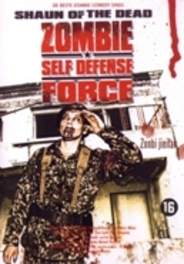 Zombie self defense force, (DVD) BY NAOYUKI TOMOMATSU/PAL DVD, MOVIE, DVDNL
