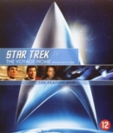 Star trek 4 - Voyage home, (Blu-Ray) BILINGUAL // *THE VOYAGE HOME* MOVIE, BLURAY