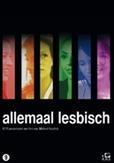 Allemaal lesbisch, (DVD)