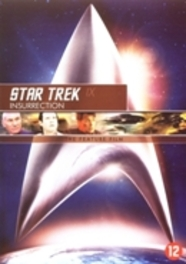 Star trek 9 - Insurrection, (DVD) BILINGUAL // *INSURRECTION* STAR TREK, DVDNL