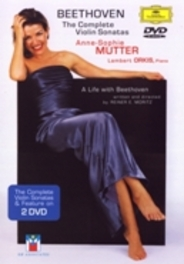 Anne-Sophie Mutter - A Life With Beethoven: Complete Violin Sonatas (2DVD)
