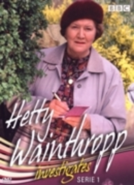 Hetty Wainthropp Investigates - Seizoen 1 (DVD)