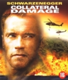 Collateral damage, (Blu-Ray) W/ARNOLD SCHWARZENEGGER, CLIFF CURTIS, ELIAS KOTEAS MOVIE, Blu-Ray