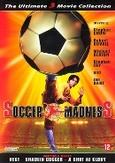 Soccer madness box, (DVD)