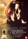 Thomas Crown affair, (DVD)