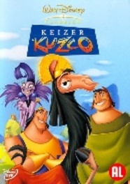 Keizer Kuzco, (DVD) CAST: DAVID SPADE, JOHN GOODMAN, TOM JONES (DVD), ANIMATION, DVDNL
