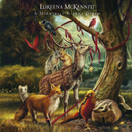 A MIDWINTER NIGHT'S DREAM .. NIGHT'S DREAM LOREENA MCKENNITT, CD