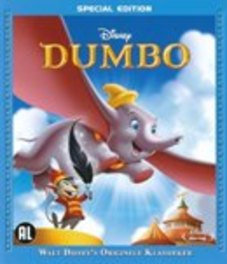 Dumbo, (Blu-Ray) CAST: EDWARD BROPHY, HERMAN BING Pearl, Harold, BLURAY